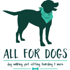 All For Dogs Logo